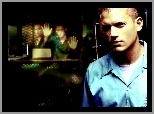 koszula, Prison Break, Wentworth Miller
